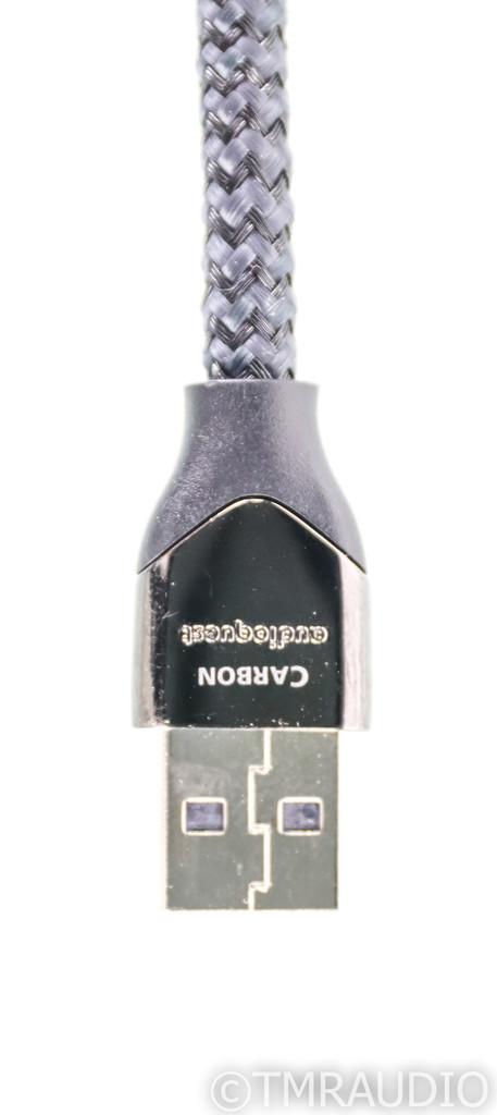 AudioQuest Carbon USB Cable; 3m Digital Cable