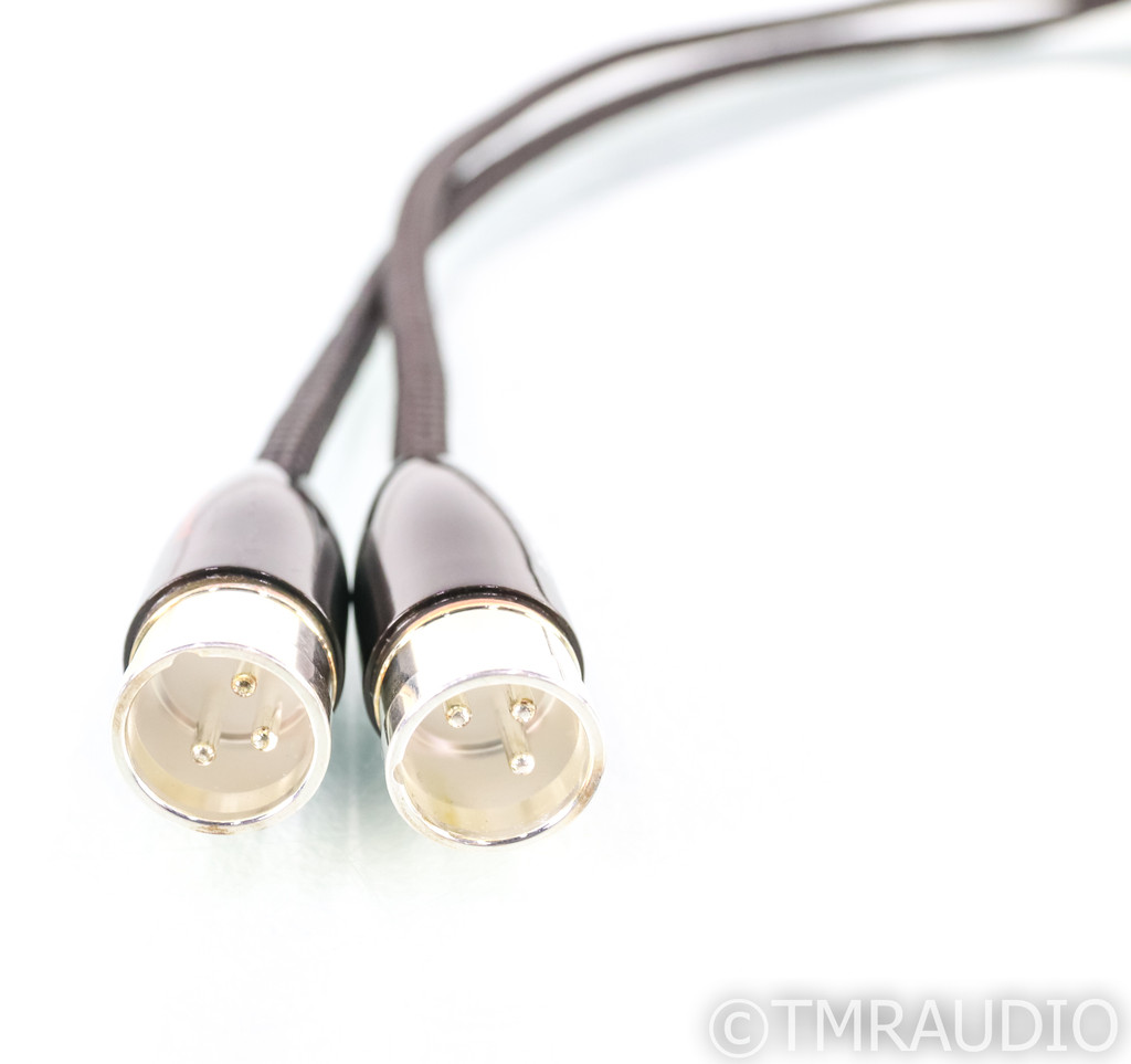 AudioQuest Mackenzie XLR Cables; 1.5m Pair Balanced Interconnects (SOLD2)