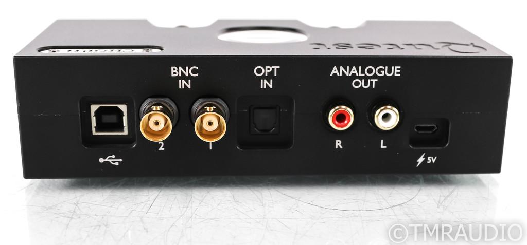Chord Electronics Qutest DAC; D/A Converter; Black (1/5)
