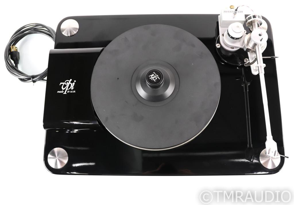 "VPI Aries Turntable; SDS Speed Controller; 10"" JMW Tonearm; Grado G1 Cartridge"