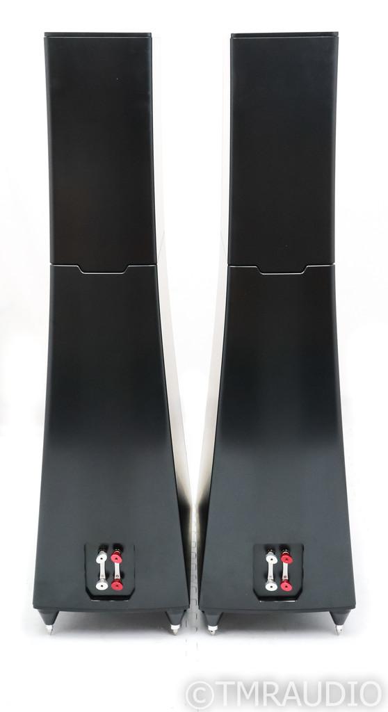 YG Acoustics Hailey 1.2 Floorstanding Speakers; H1.2; Black Pair