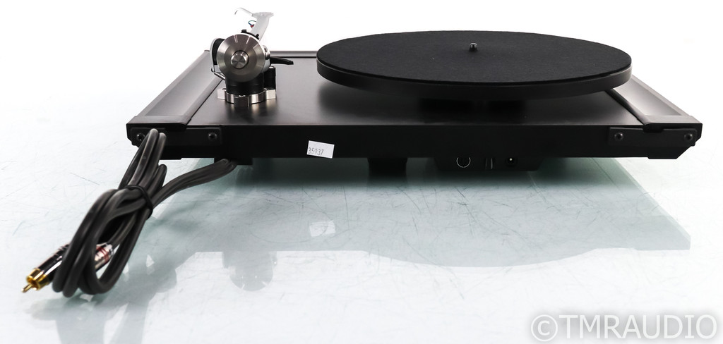 Rega Planar 5 Turntable; Black; P5 (No Cartridge)