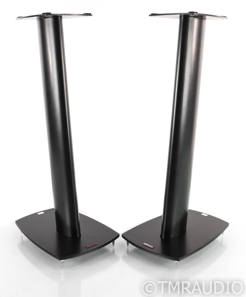 "Dynaudio Stand 3X Speaker Stands; 25"" Black Pair"