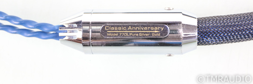 Siltech G7 Classic 25th Anniversary 770L Speaker Cables; 3m Pair