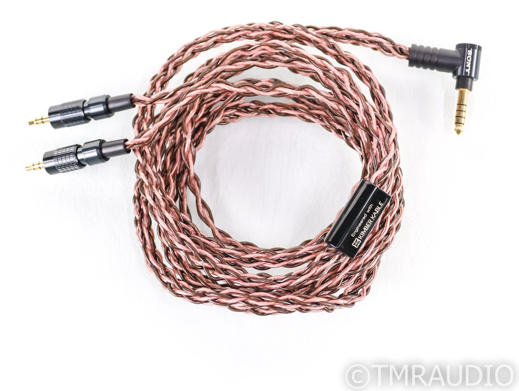 Kimber Kable MUC-B20SB1 Sony Headphone Cable; 2m Cable