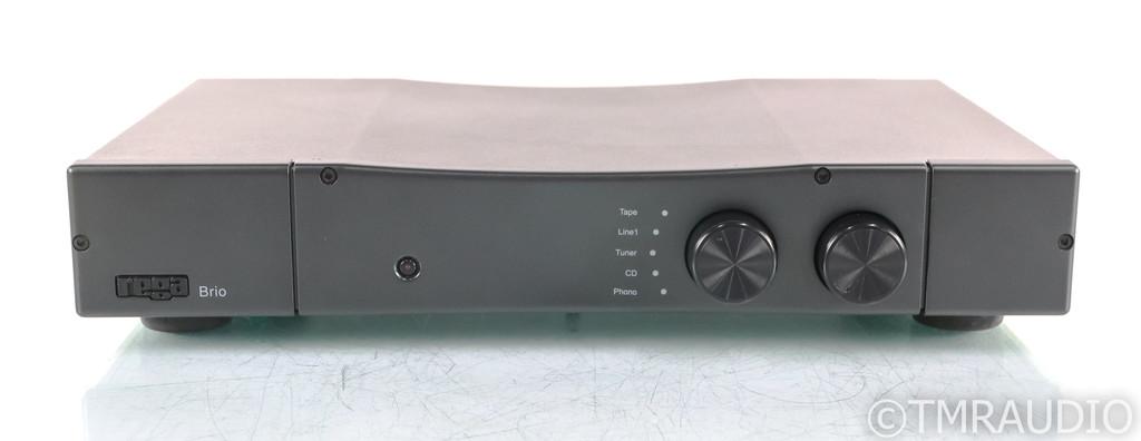 Rega Brio Stereo Preamplifier; MM Phono (1998 version)