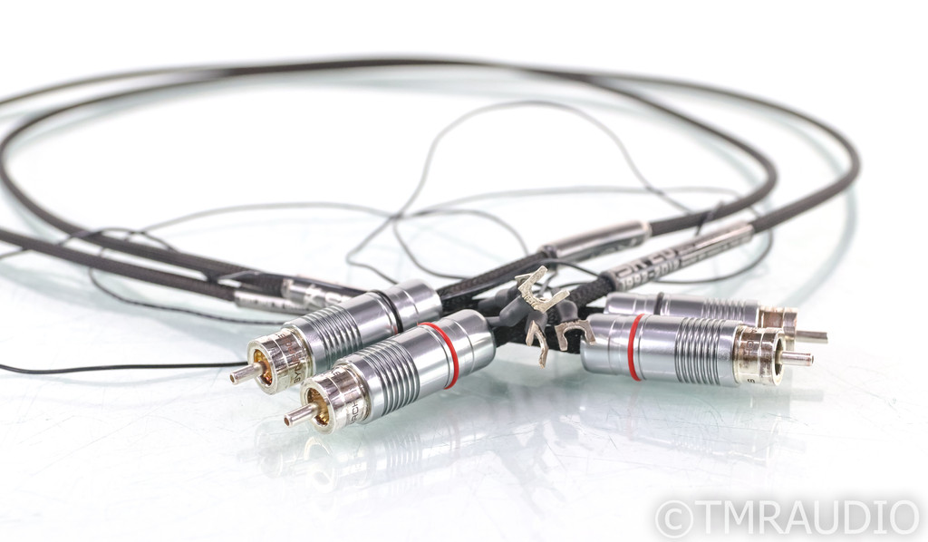 Synergistic Research SR 20 Tricon RCA Phono Cables; 4ft Pair; 20th Anniversary