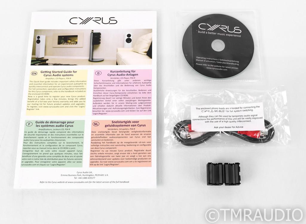 Cyrus Mono X 300 Mono Power Amplifier; Single (Open Box)