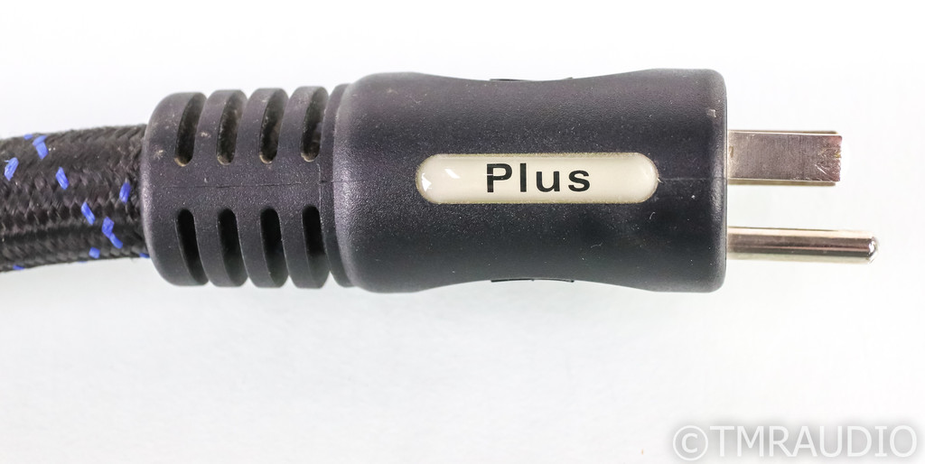 PS Audio Plus Power Cable; 1m AC Cord (1/2)