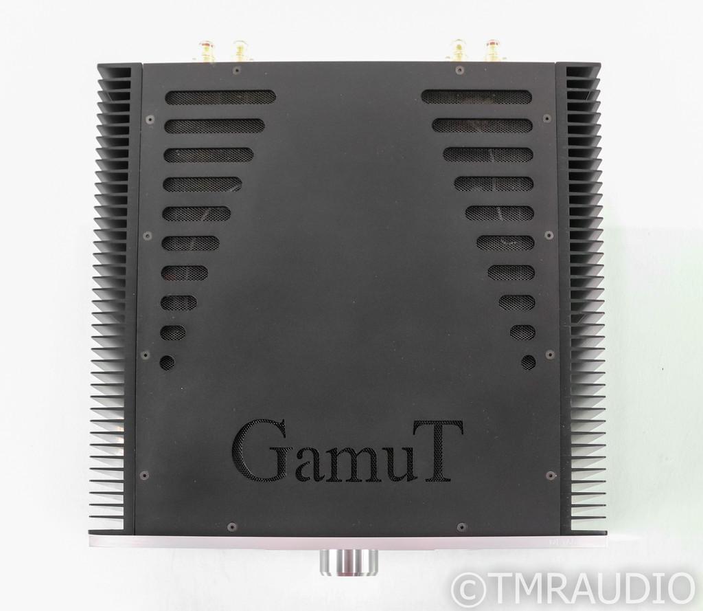GamuT DI 150 Stereo Integrated Amplifier; DI150; Remote; Silver