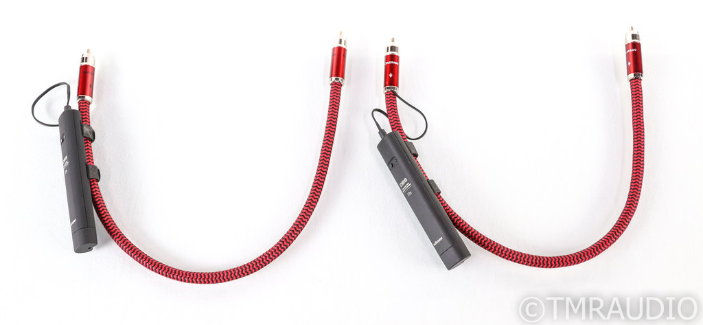 AudioQuest Colorado Special Edition RCA Cables; 0.5m Pair Interconnects; 72v DBS