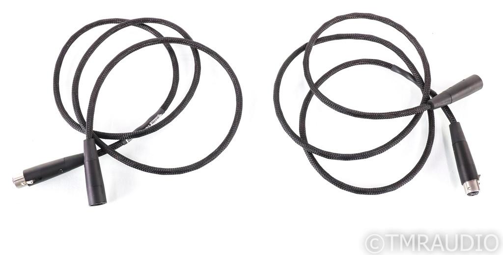 Kimber Kable Hero XLR Cables; 1.5m Pair Balanced Interconnects