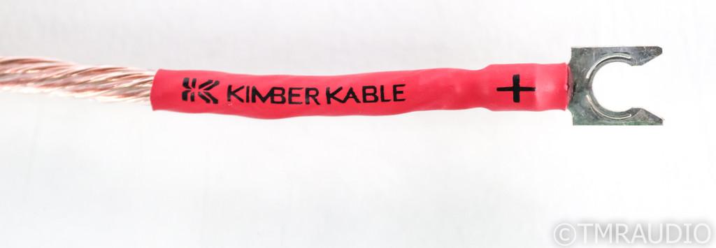 Kimber Kable 8TC Speaker Cables; 1.5m Pair