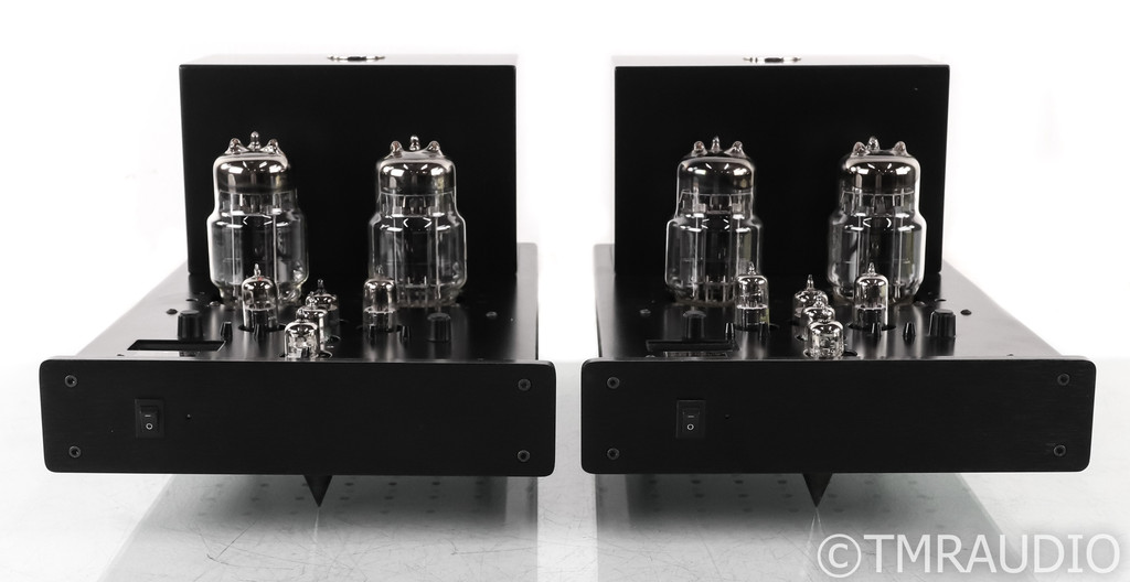 Joule Electra Stargate Mono Tube Power Amplifier; Black Pair