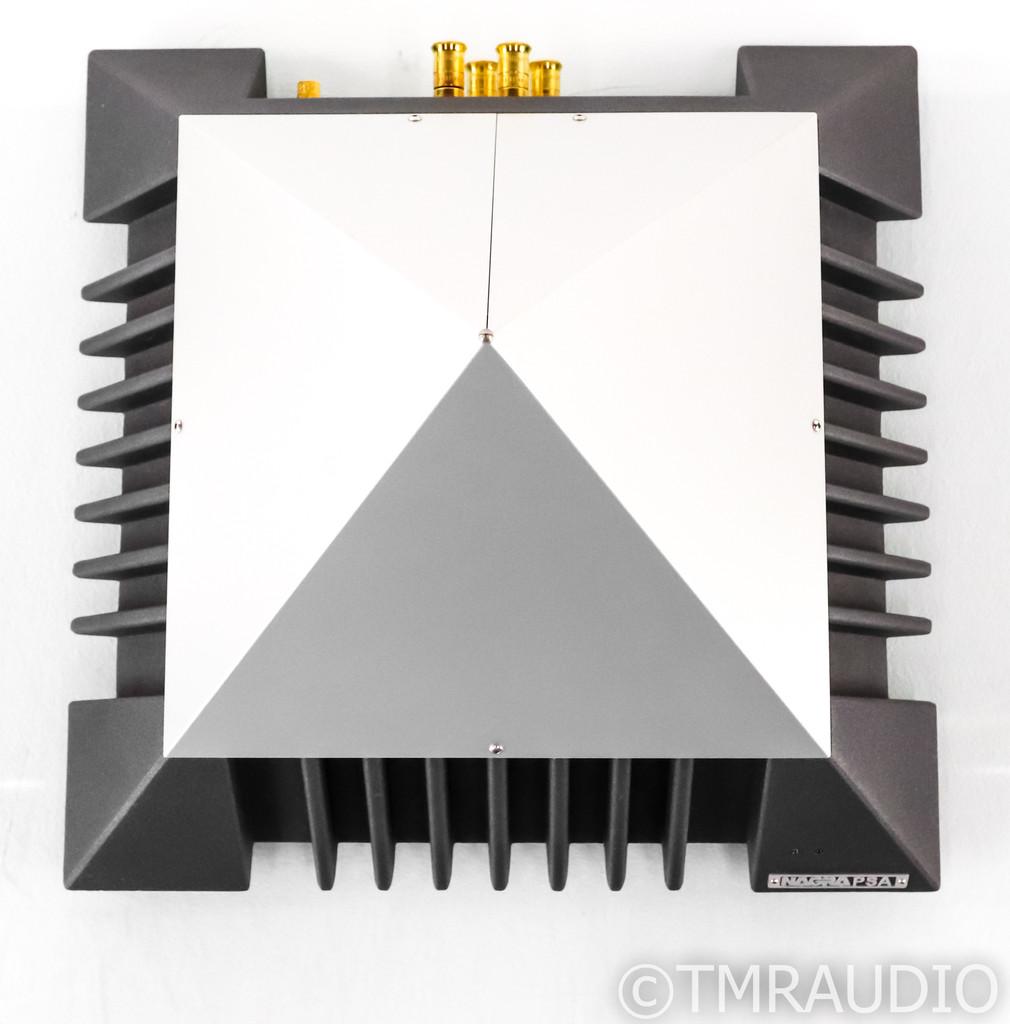 Nagra PSA Stereo Power Amplifier; Pyramid; Balanced