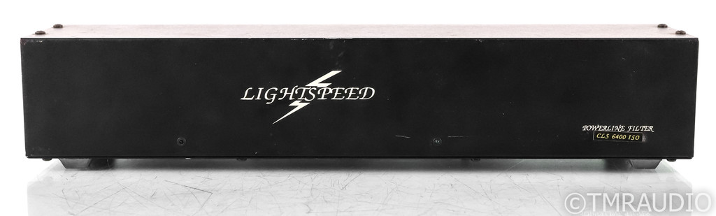 Chang Lightspeed CLS 6400 ISO AC Power Line Conditioner