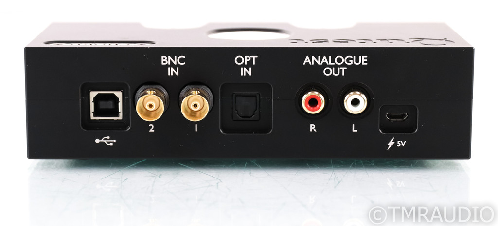 Chord Electronics Qutest DAC; D/A Converter; Black (1/1)