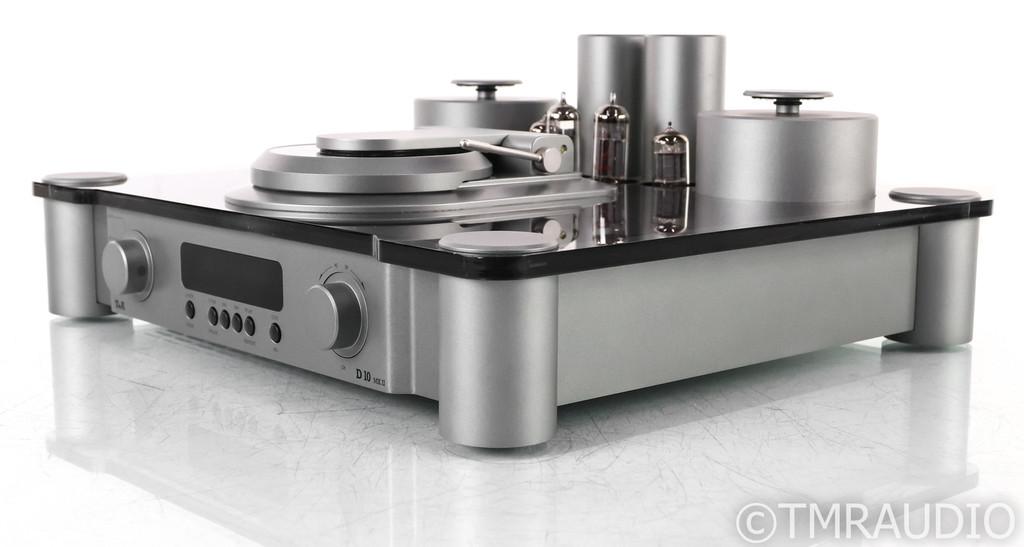 T+A D-10 MkII Tube SACD / CD Player; D10 Mk2