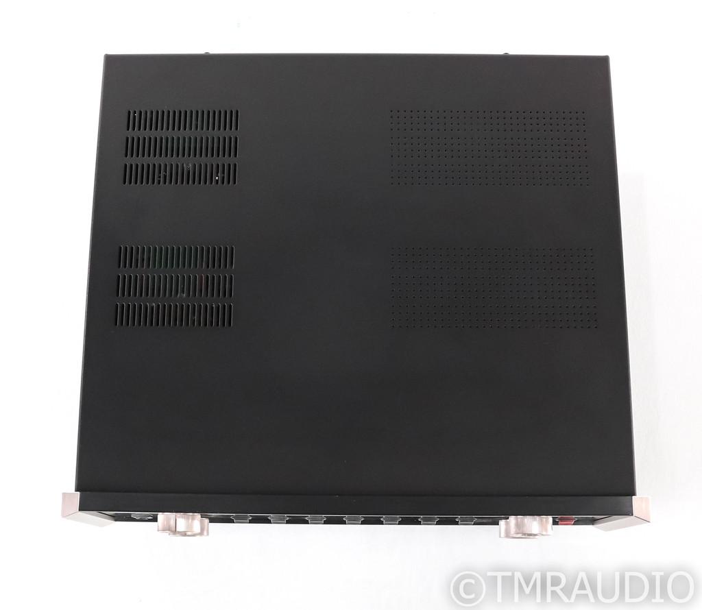 McIntosh C220 Stereo Tube Preamplifier; C-220; Remote