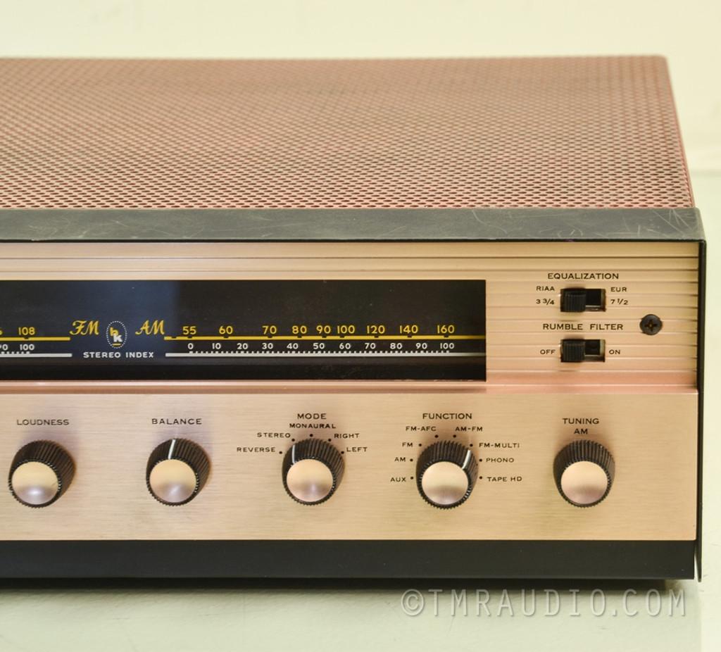 Harman Kardon TP200 Vintage AM / FM Stereo Tube Preamplifier / Tuner
