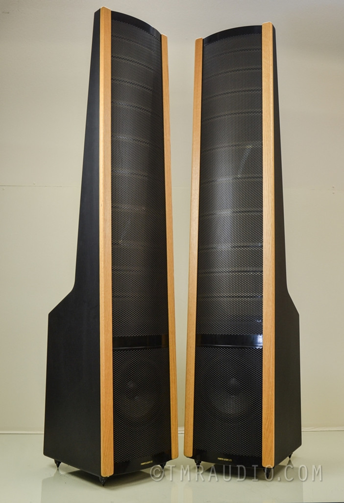 Martin Logan SL3 Electrostatic Speakers; One Owner Pristine Condition