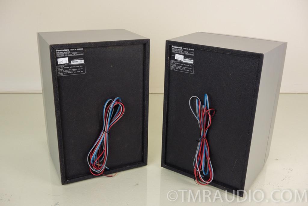 Panasonic SA-AK500 Stereo Compact Shelf System / CD Player