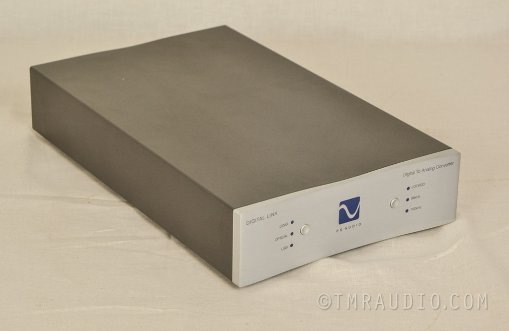 PS Audio DL3 DAC; Digital to Analog Converter in Factory Box