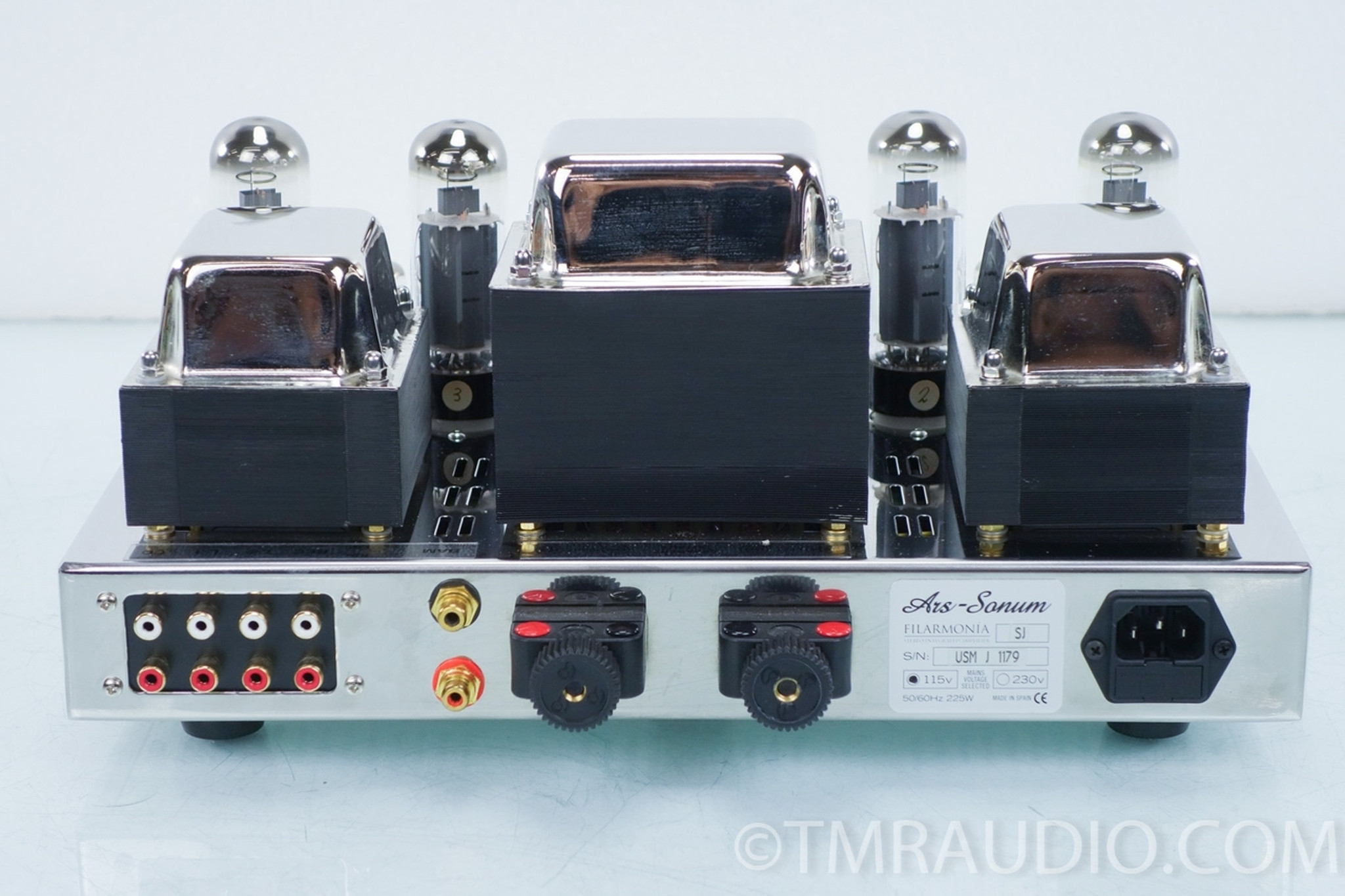 Ars-Sonum Filarmonia SJ Tube Integrated Amplifier