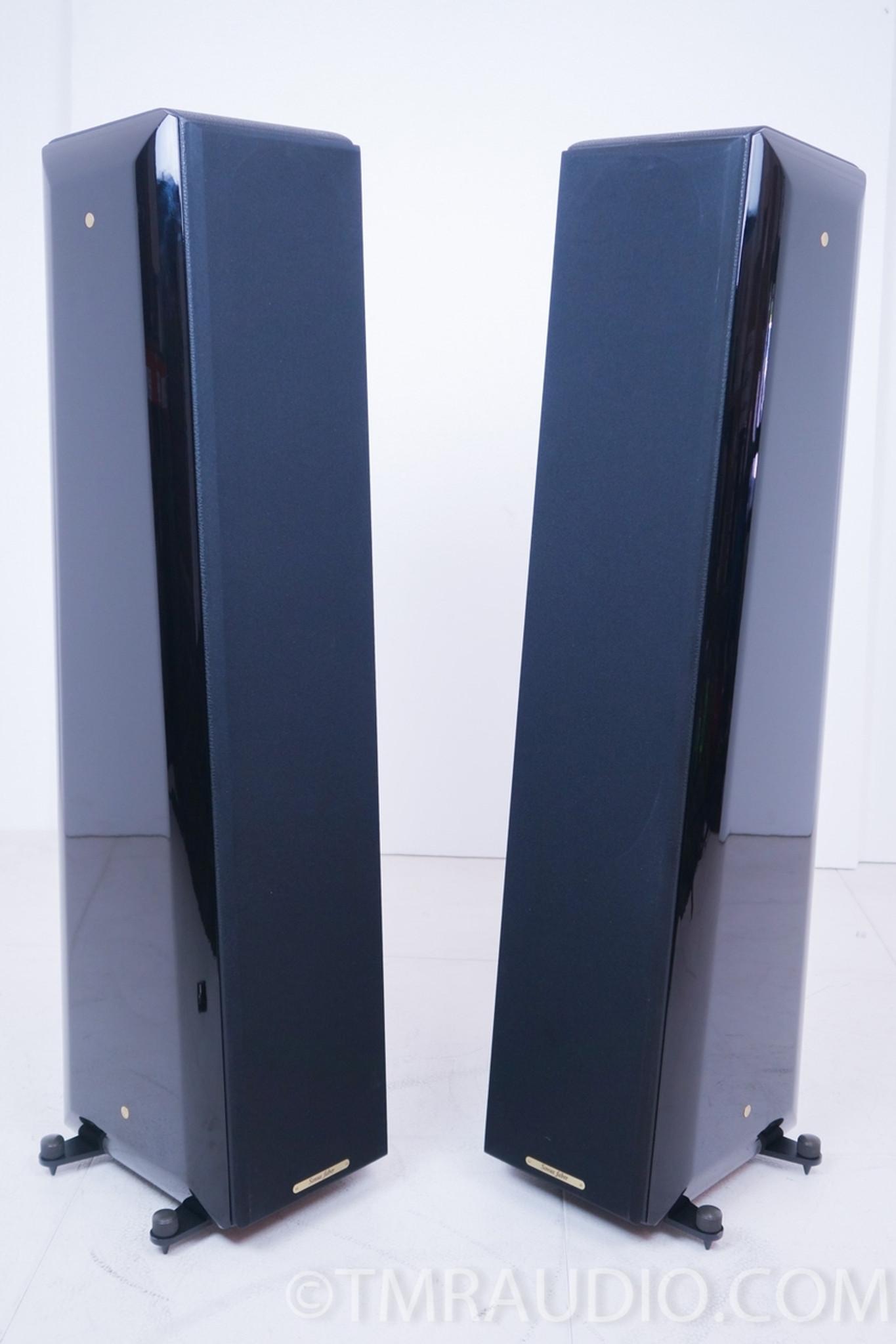 Sonus Faber Toy Tower Floorstanding Speakers