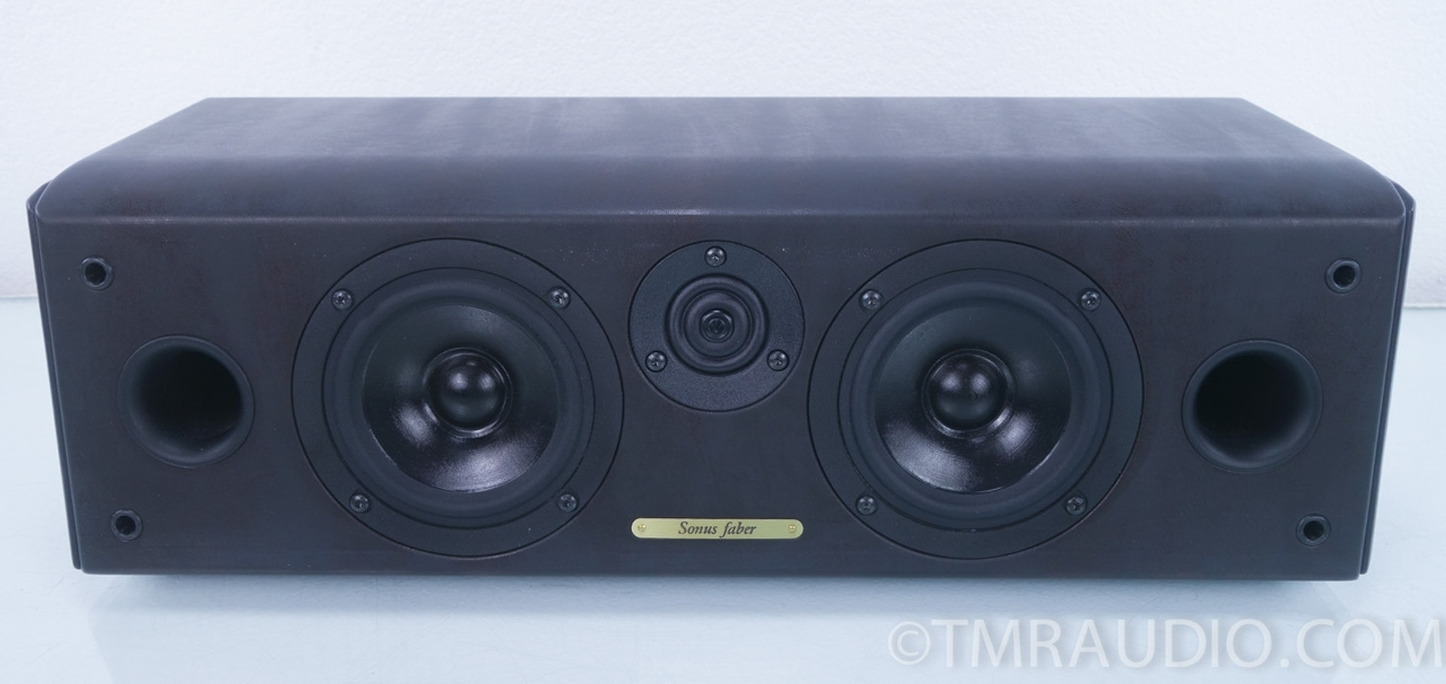 Sonus Faber Toy Center Channel Speaker in Factory Box (leather)