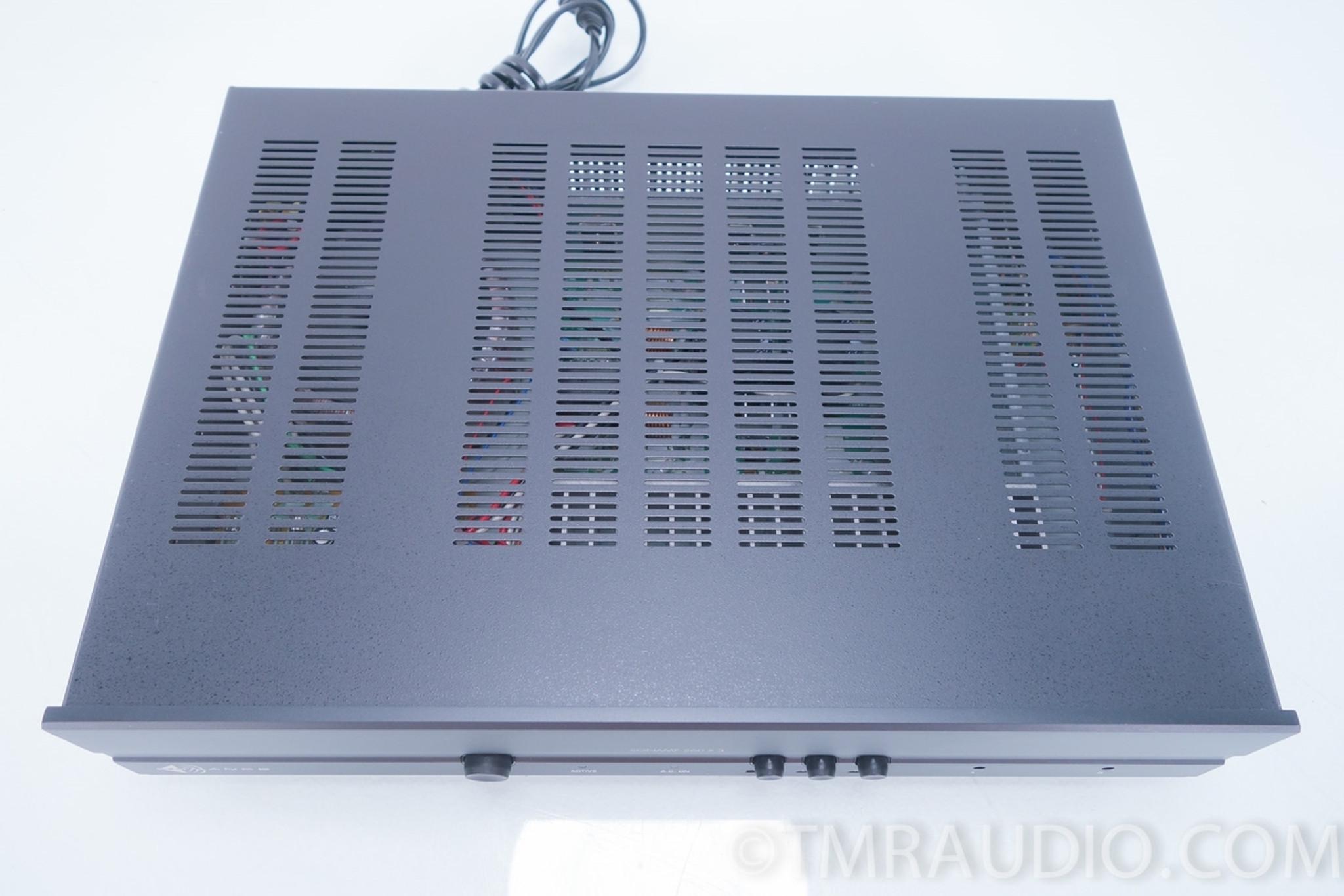 Sonance Sonamp 260 x 3 Stereo Multi-zone Power Amplifier - The Music