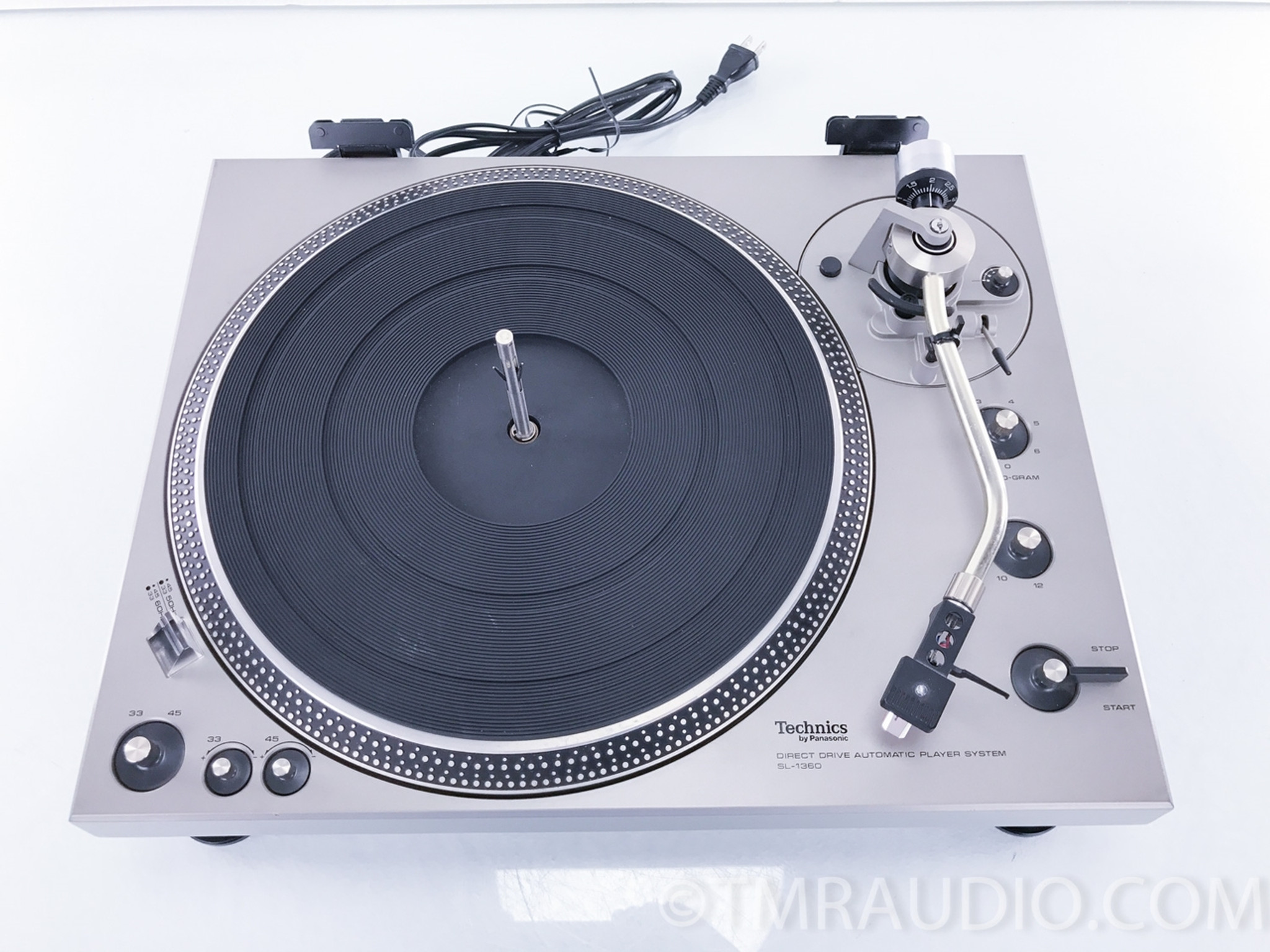 Technics SL-1360 Turntable / Record Player