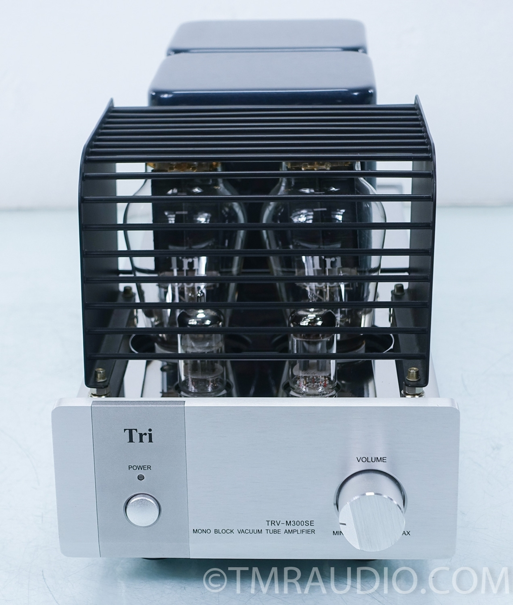 Triode TRV-M300SE Monoblock 300b Tube Amplifiers in Factory Boxes