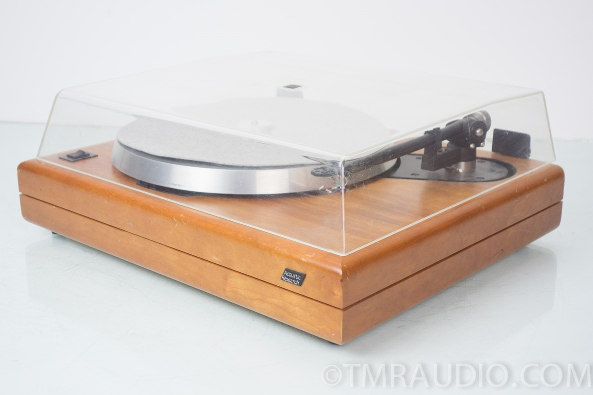 AR Teledyne Acoustic Research ES-1 Vintage Turntable - The