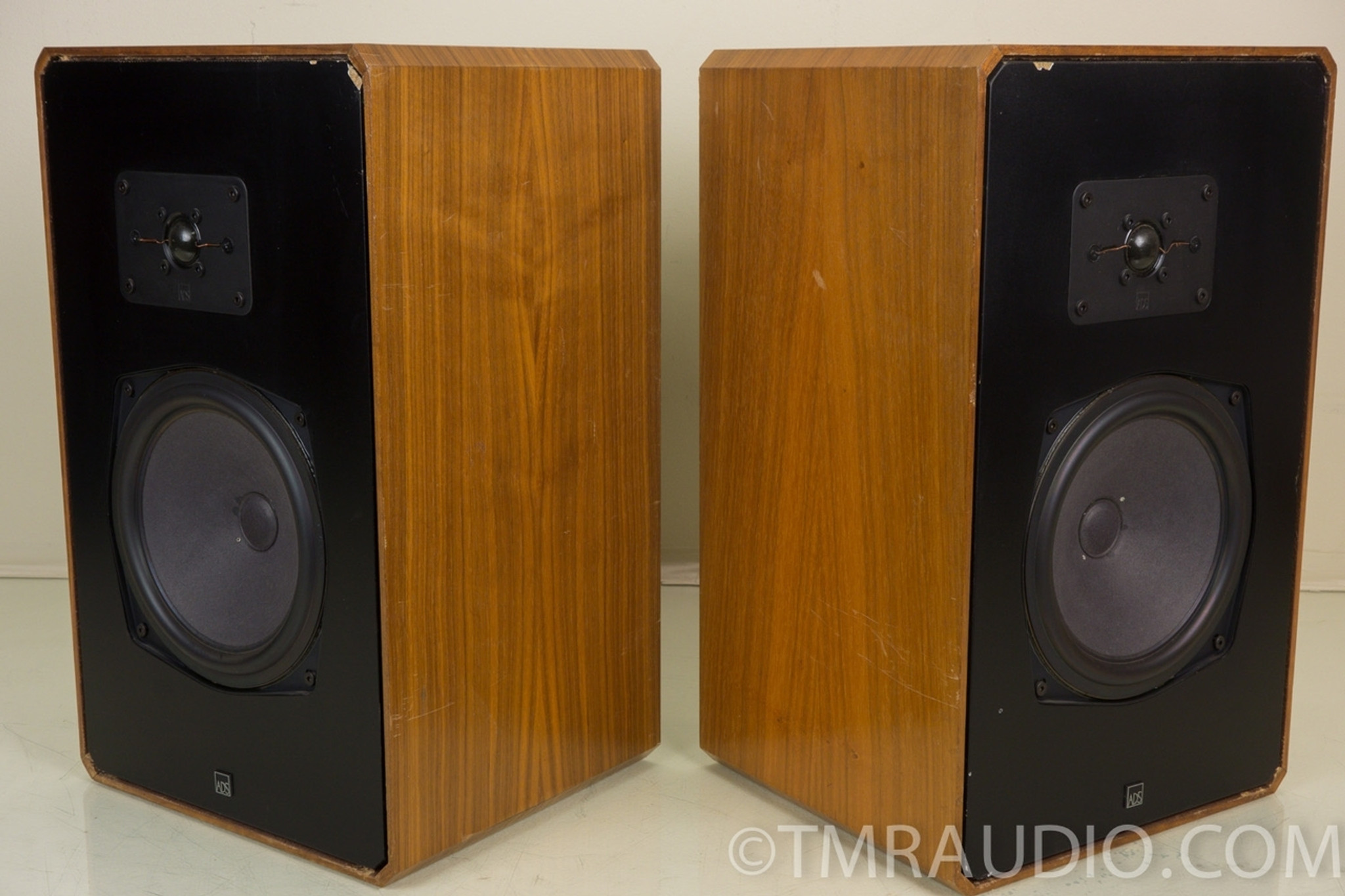 Ads L570 Vintage Audiophile Speakers Excellent Working Pair The Of