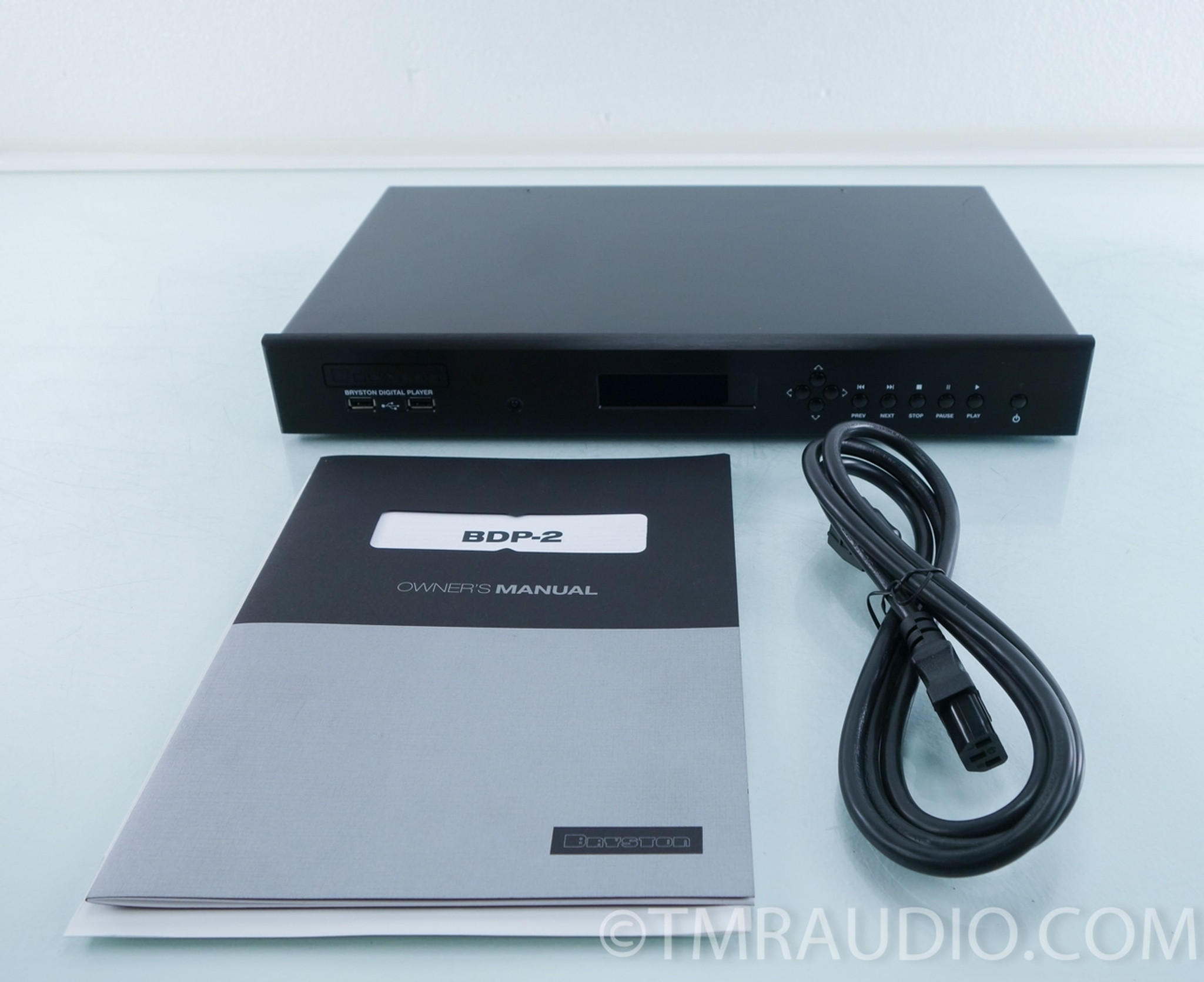 Bryston BDP2 Digital Music Streamer