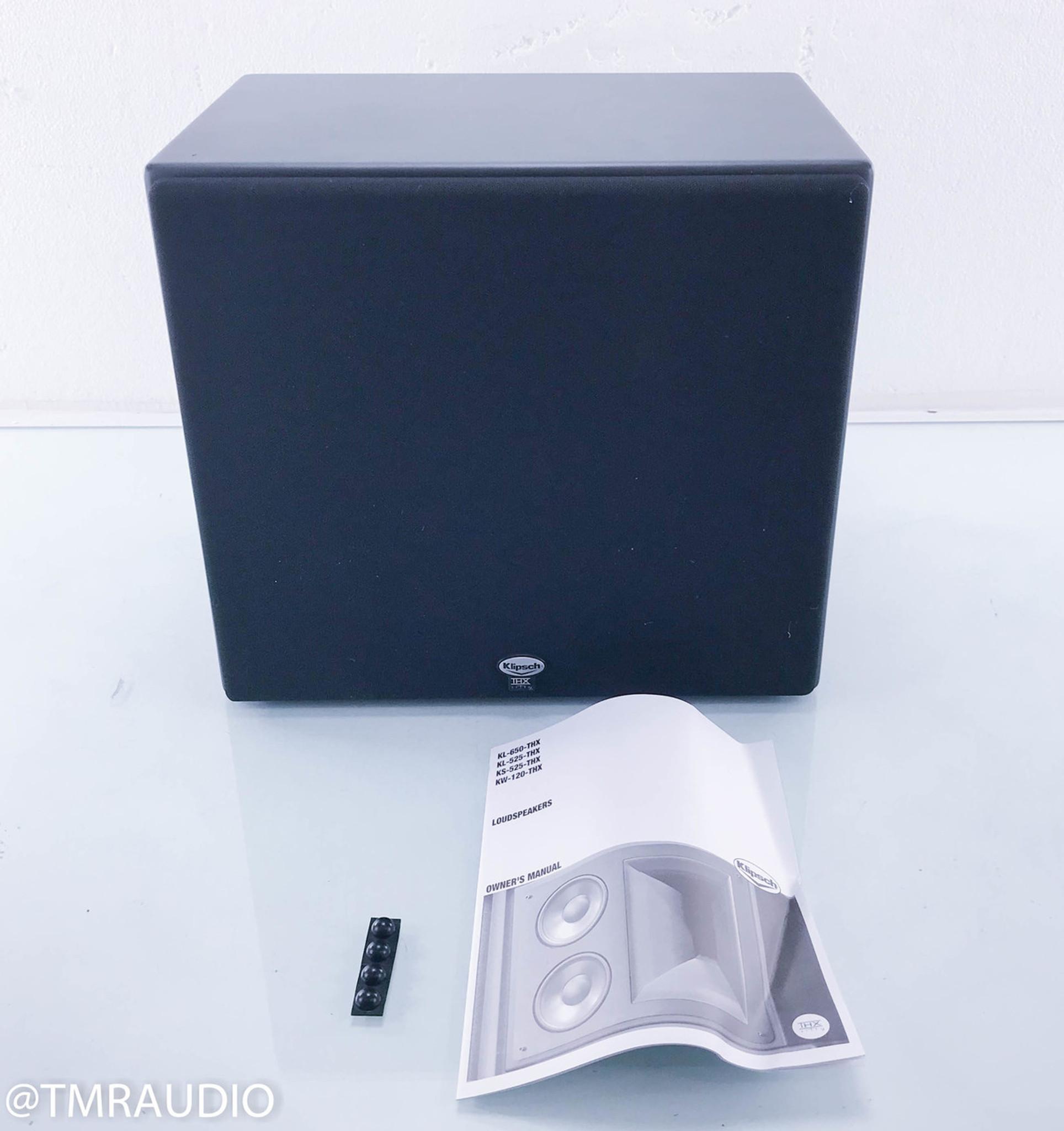 Klipsch KL-650-THX Ultra2 Bookshelf / Center Speaker
