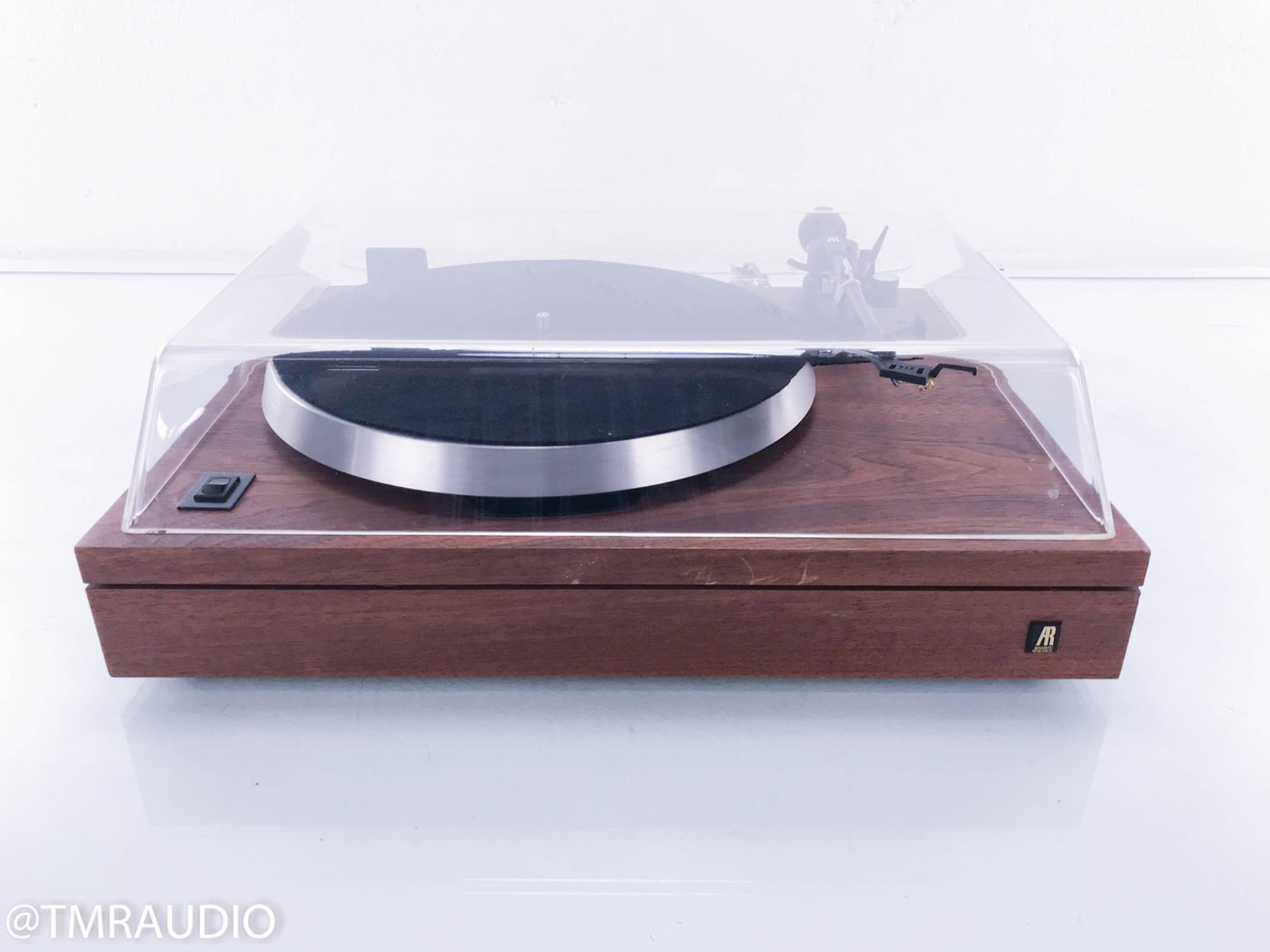 Acoustic Research EB101 Vintage Turntable