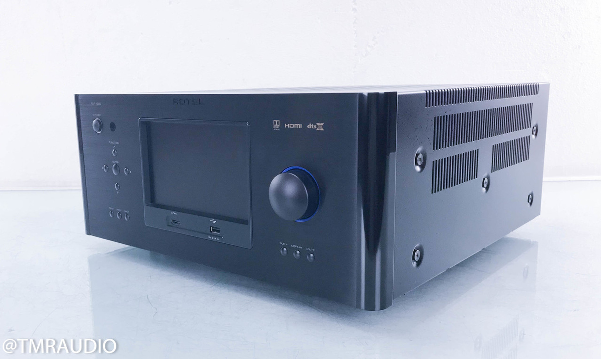 Rotel RAP-1580 7 1 Channel Home Theater Receiver