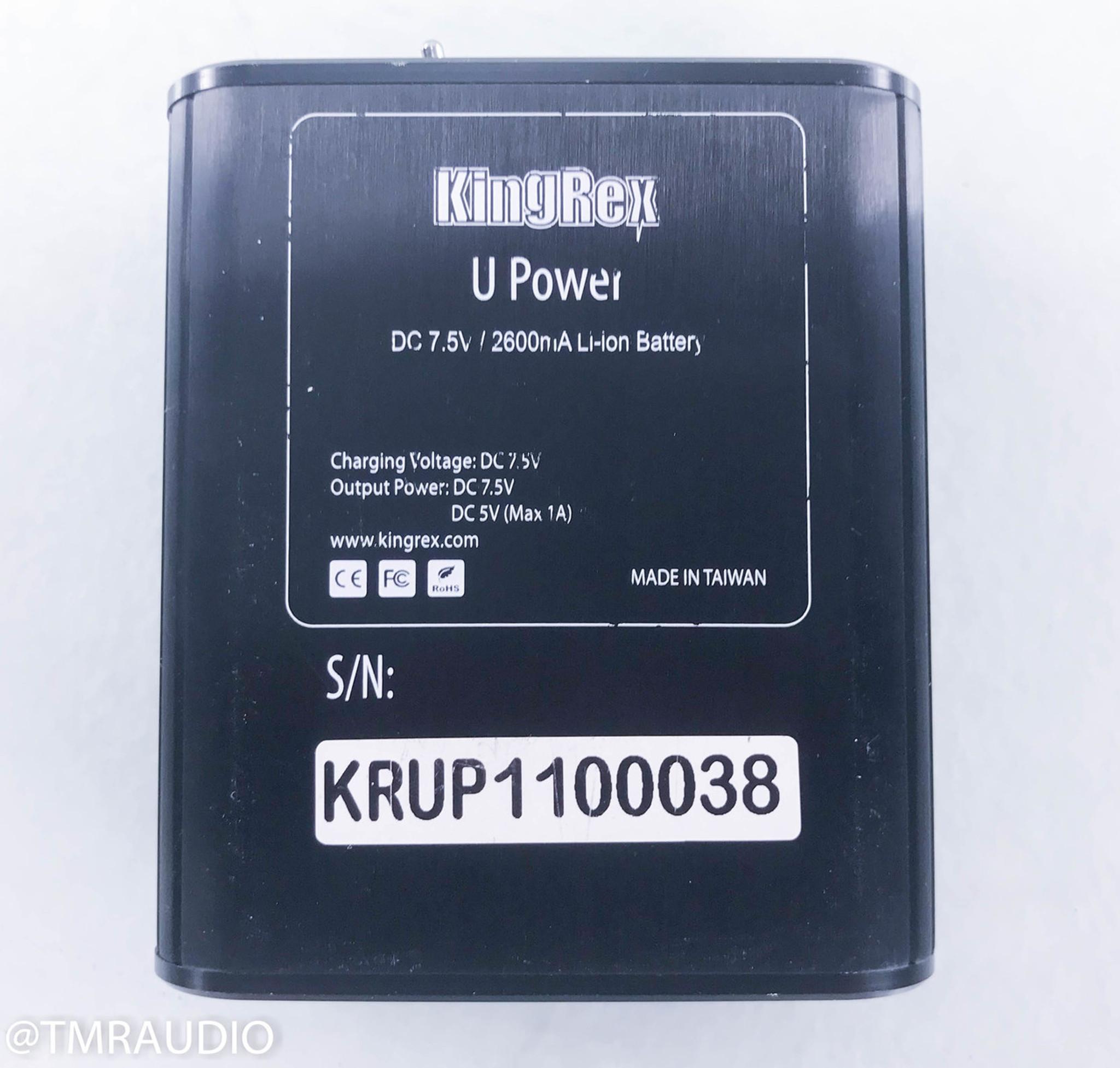 KingRex U Power Battery Power Supply Unit