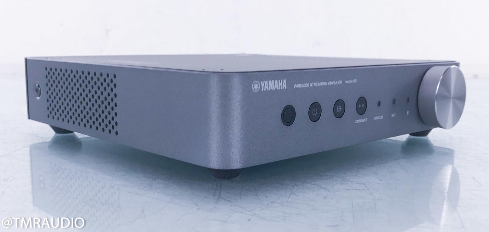 Yamaha Wxa 50 Stereo Integrated Amplifier Streamer Wi Fi Bluetooth Remote