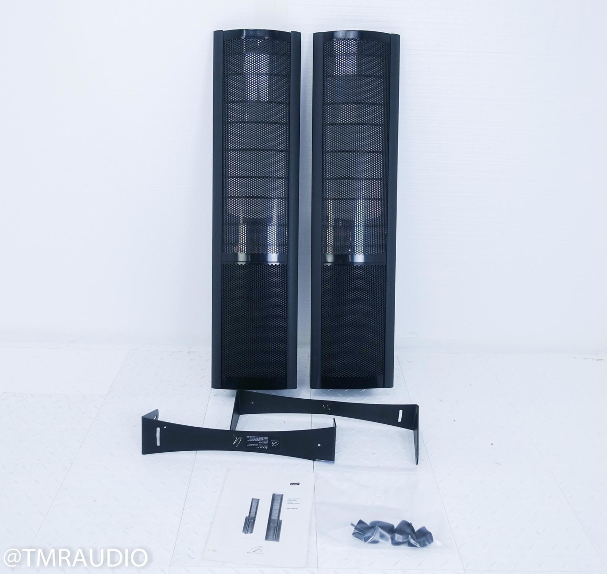 Martin Logan Script Wall-Mount Electrostatic Hybrid Speakers