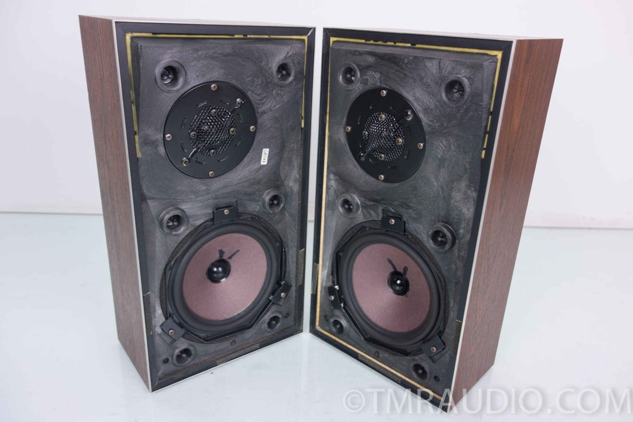 Bang Olufsen B O Beovox S30 Speakers Type 6301 The Music Room