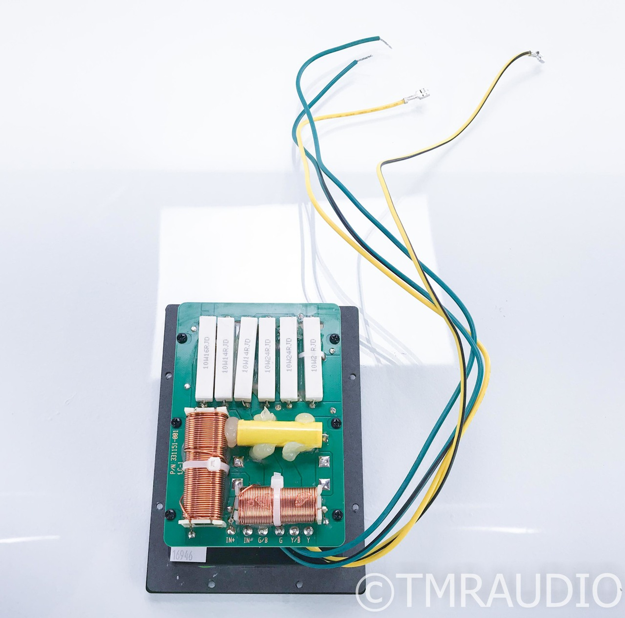 Wiring Component Speakers