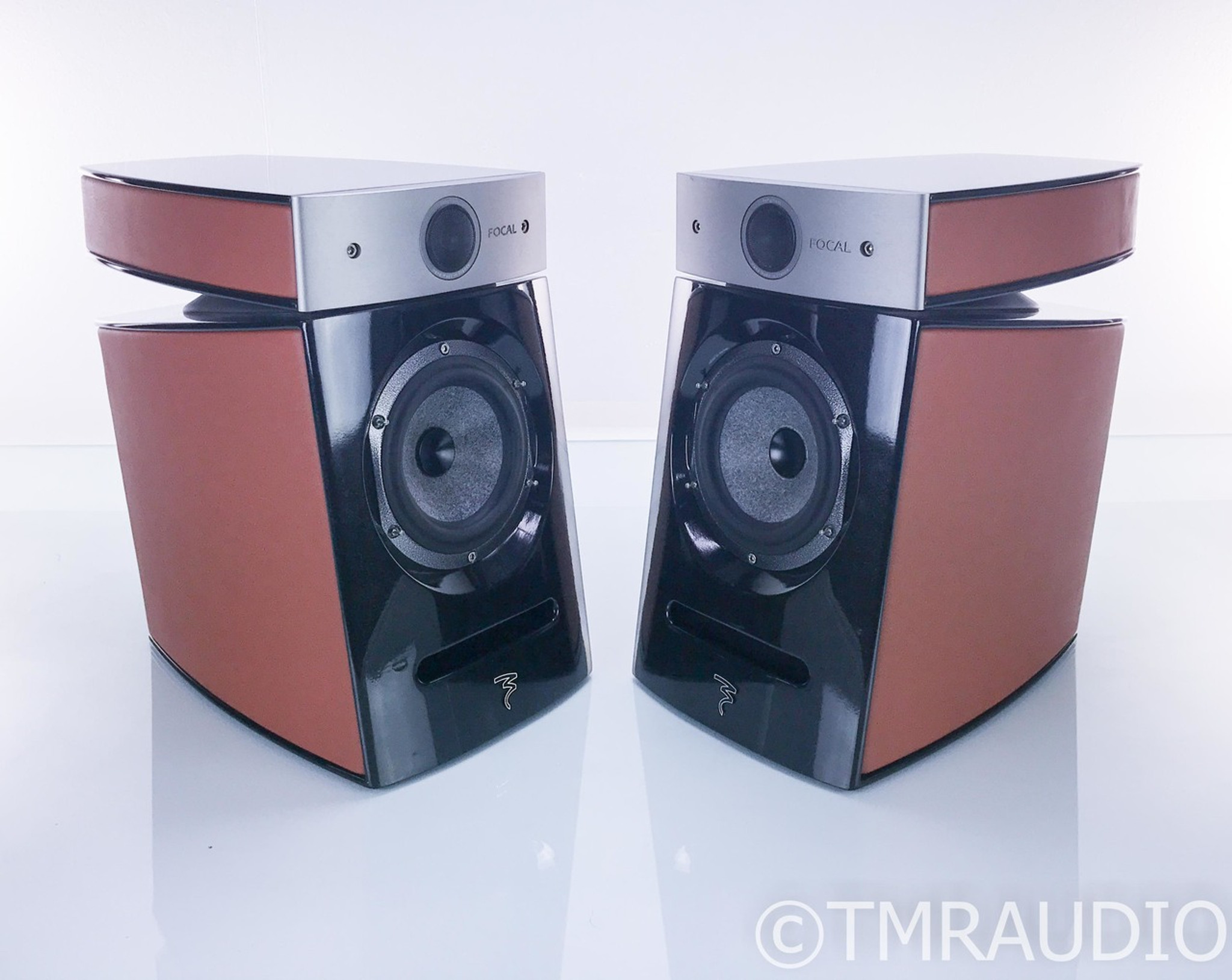 Focal Diablo Utopia III Bookshelf Speakers