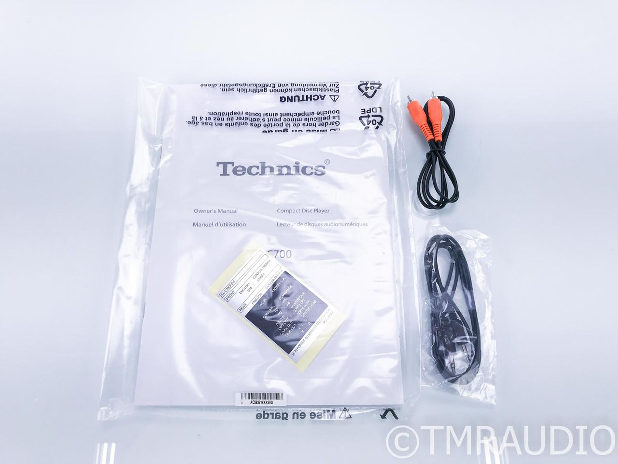 Technics SL-C700 CD Player