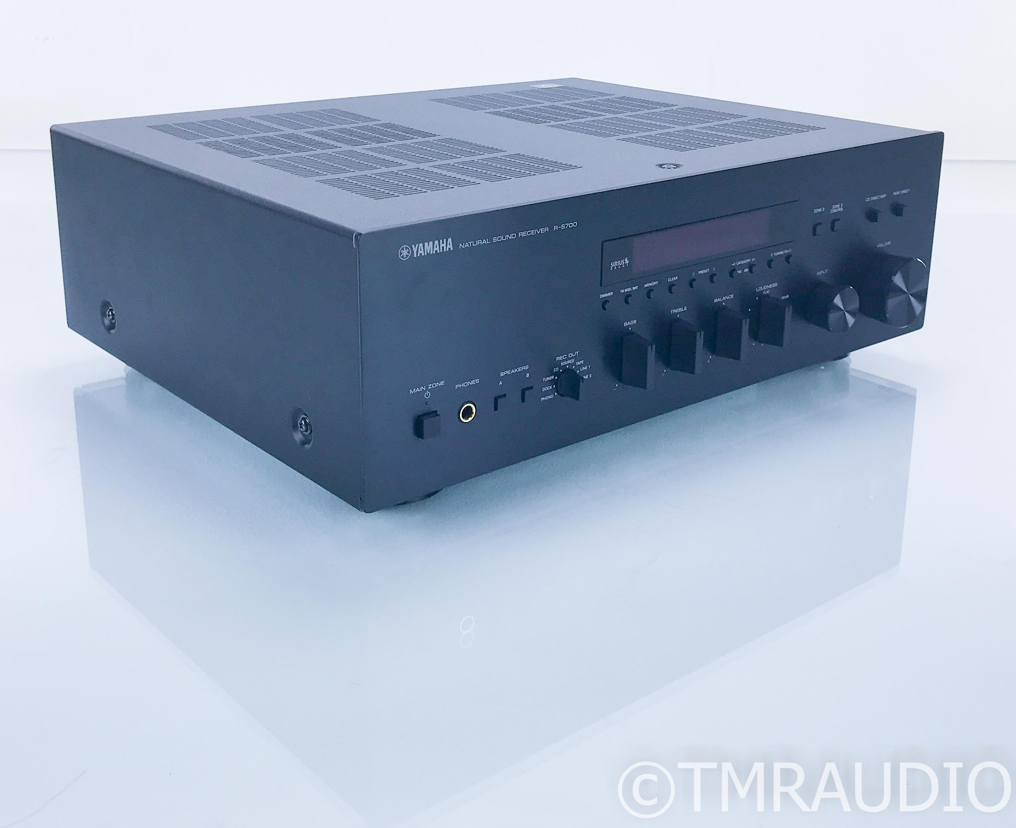 Yamaha R S700 Stereo Integrated Amplifier Receiver Rs700
