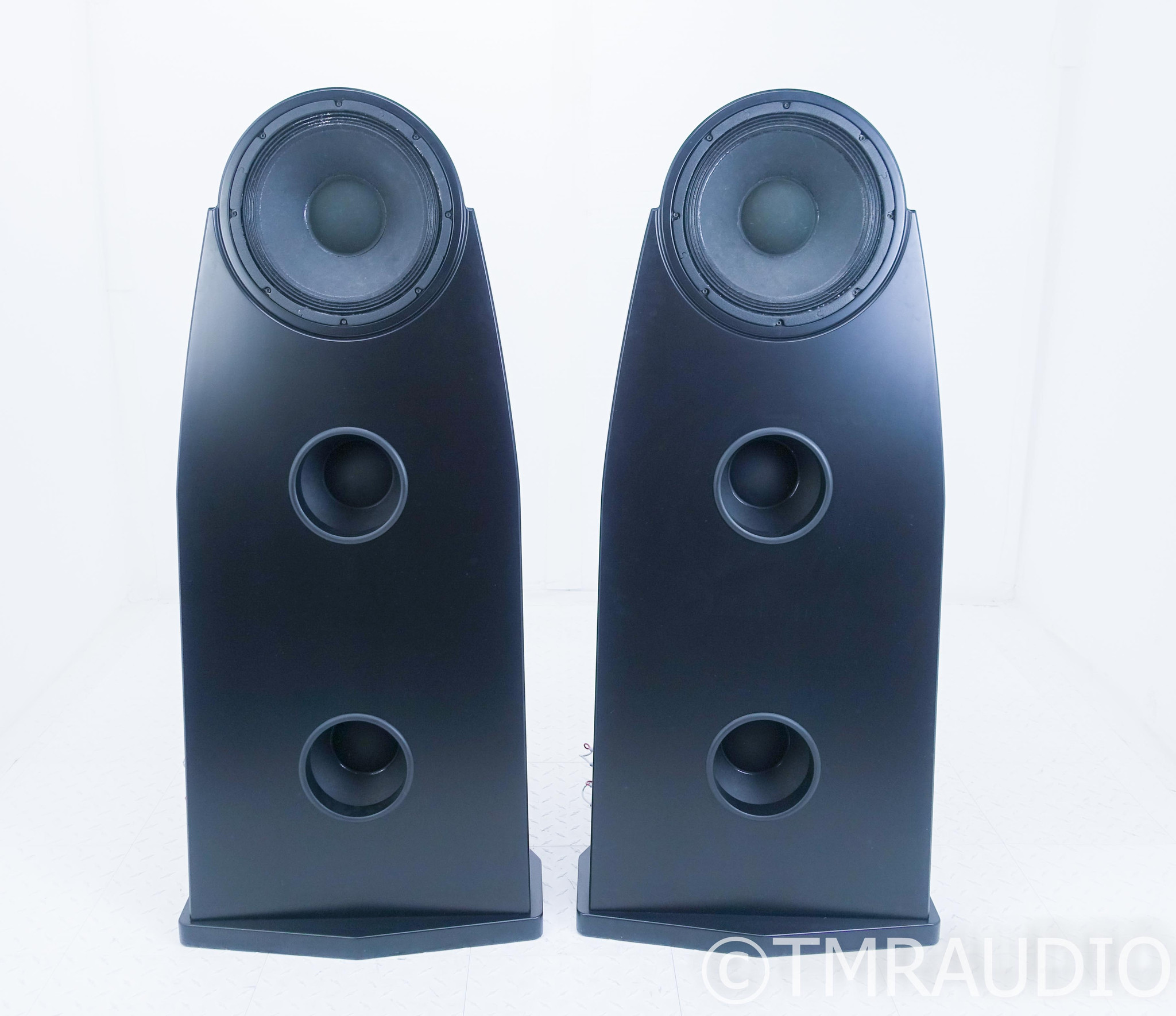 Emerald Physics EP 2 7 Open Baffle Floorstanding Speakers