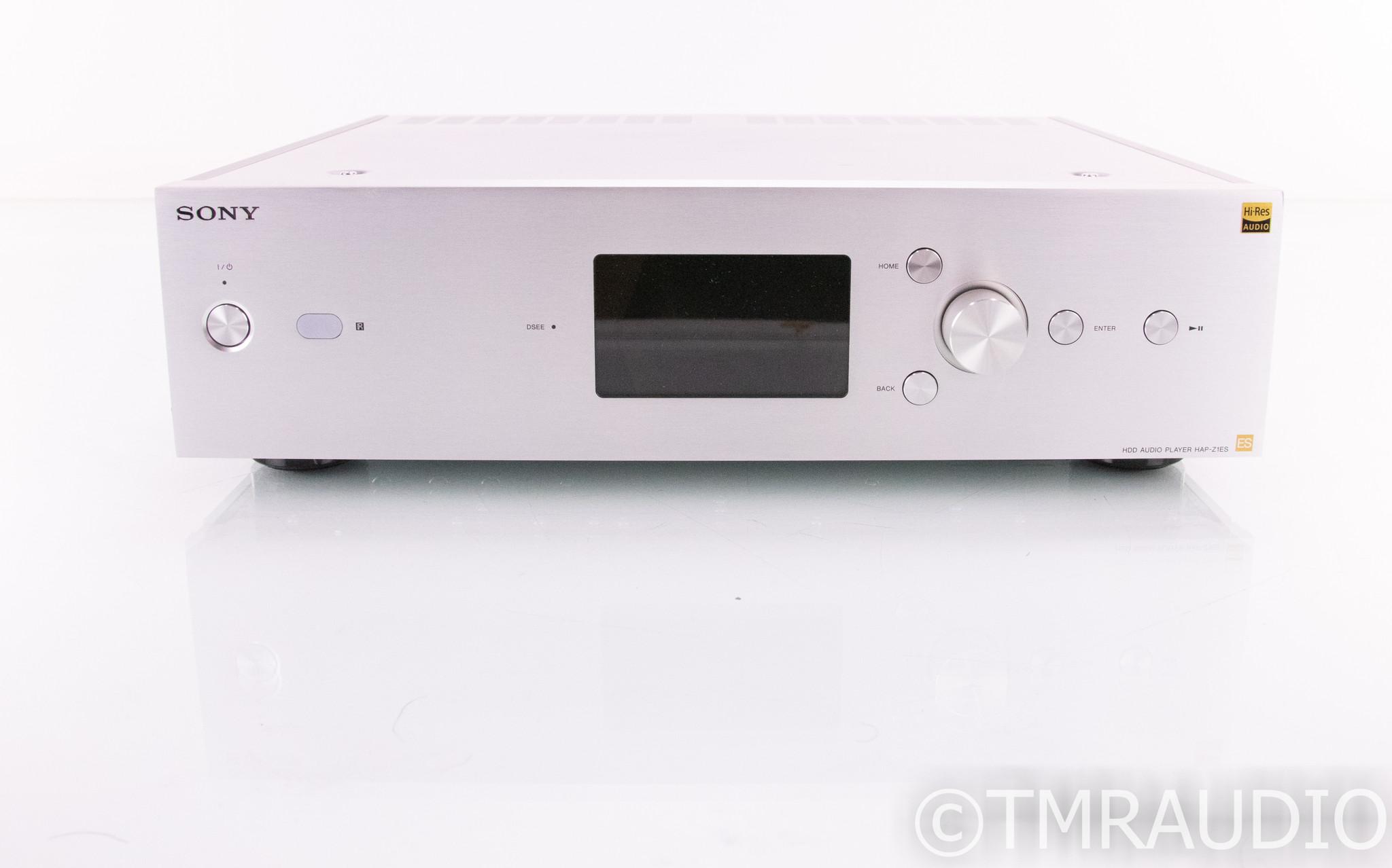 Sony HAP-Z1ES Network Streamer / Server