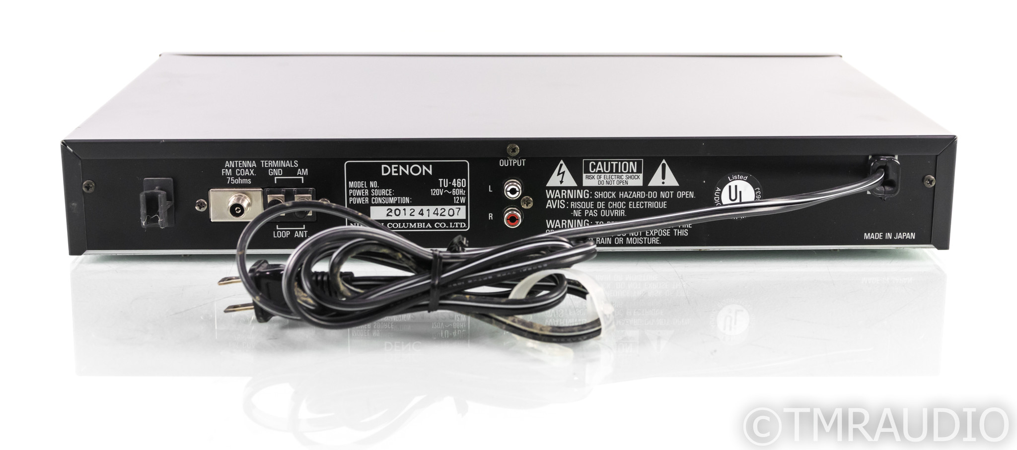Denon TU-460 Digital AM / FM Tuner